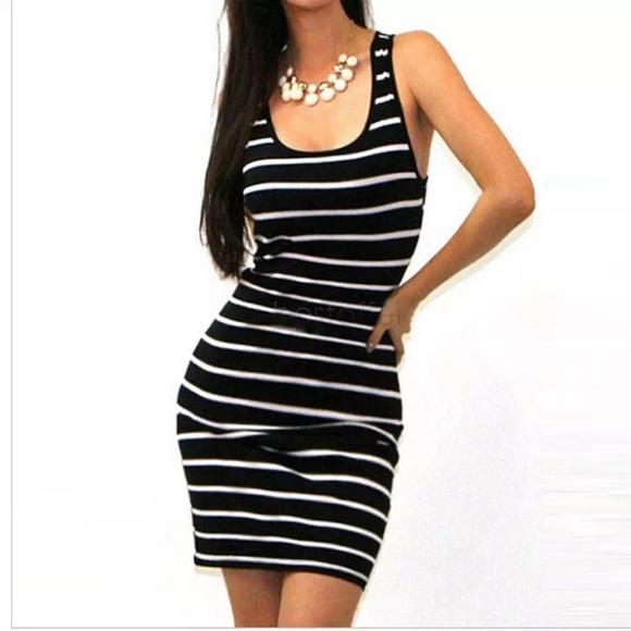 Dresses & Skirts - NEW Casual Sleeveless T Shirt Bodycon Dress